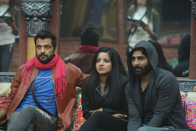 'Bigg Boss 10' Day 88: Bani, Lopamudra hit each other as fight gets ugly
