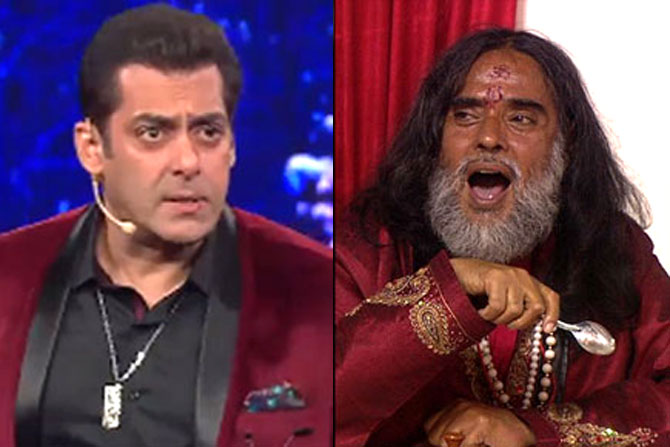 'Bigg Boss 10': Om Swami claims Salman Khan has AIDS, is married and has a daughter