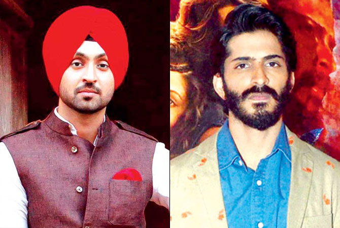 Diljit Dosanjh has the best response to Harshvardhan Kapoor's comment on his debut award win