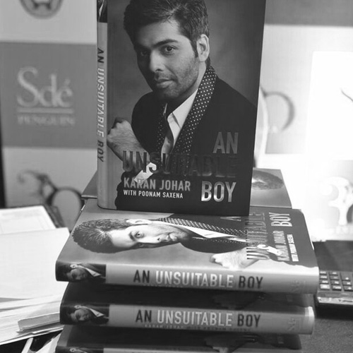 Karan Johar on paying for sex, Bollywood and Kajol in his new book