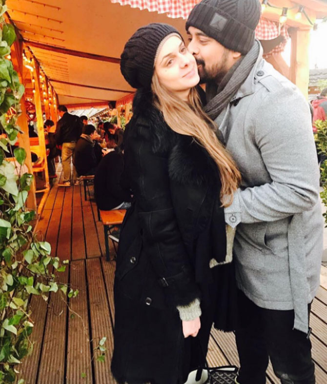 Rannvijay Singha and wife Prianka blessed with baby girl