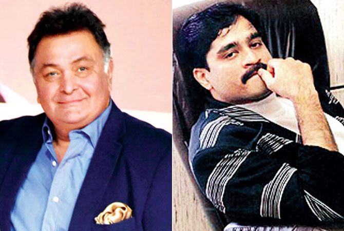 Rishi Kapoor reveals shocking details about his meeting with Dawood Ibrahim