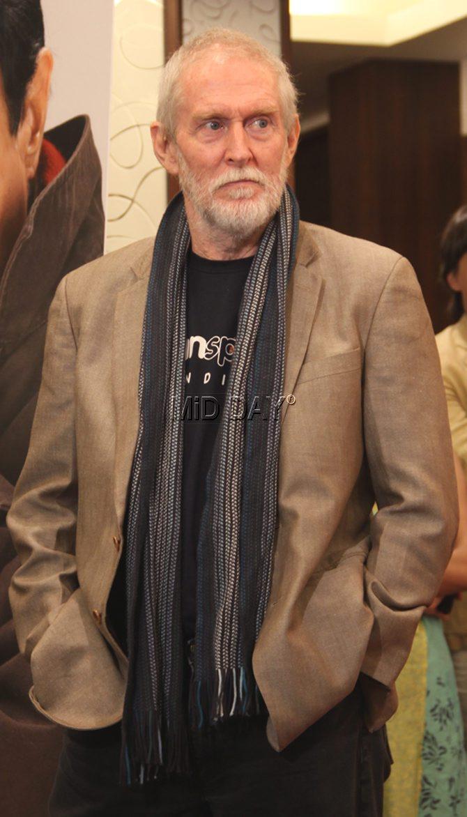 Tom Alter. Pic/Santosh Nagwekar