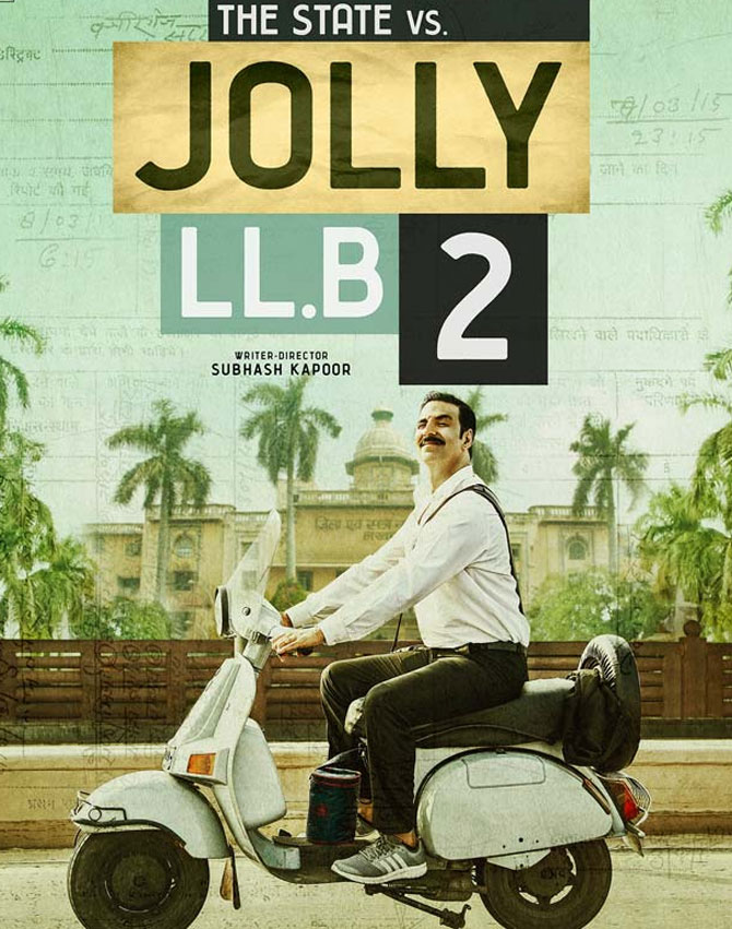 'Jolly LLB 2' - Movie Review