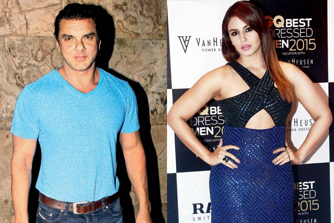 Sohail Khan speaks up on rumours of link-up with Huma Qureshi: My family knows the truth