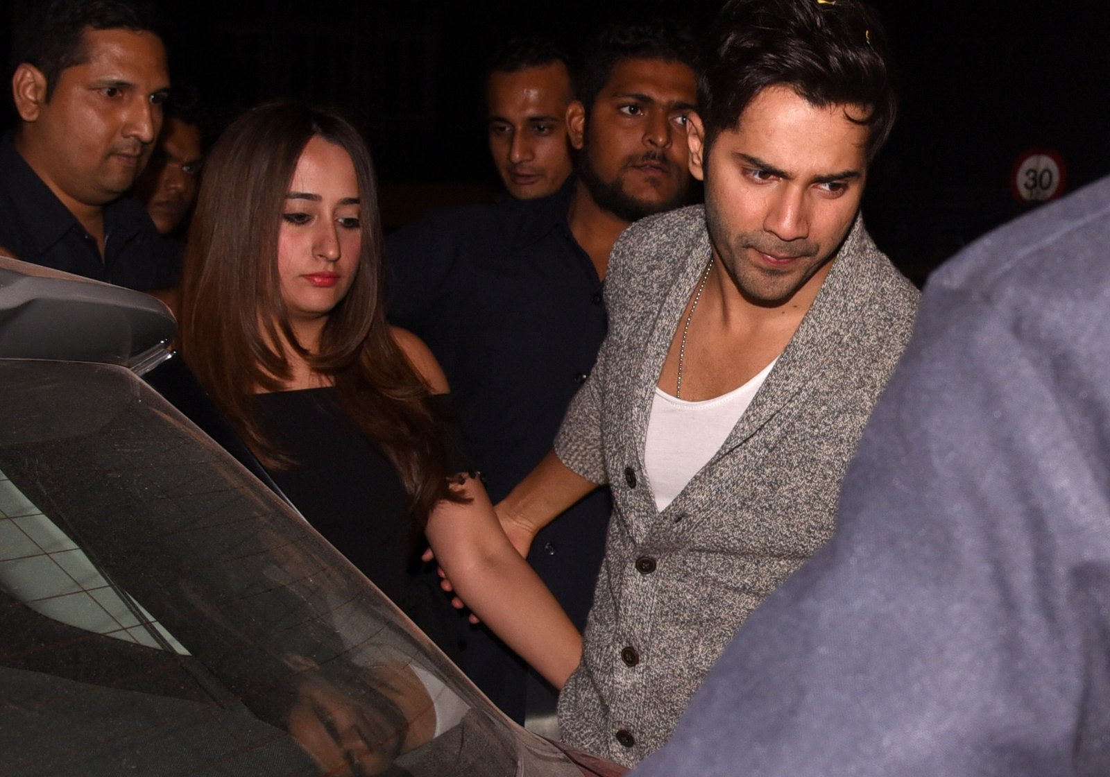 Varun Dhawan Has FINALLY Confirmed His Relationship With Natasha Dalal