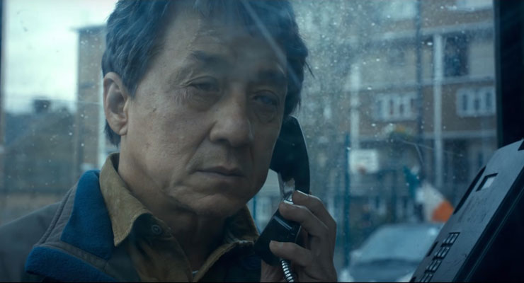 Trailer Of 'The Foreigner' Starring Jackie Chan & Pierce Brosnan
