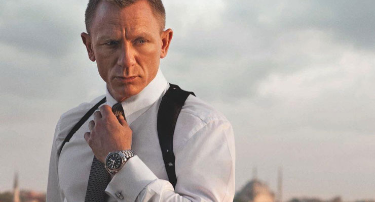 Daniel Craig Is Set To Return In The Role Of James Bond In 2019