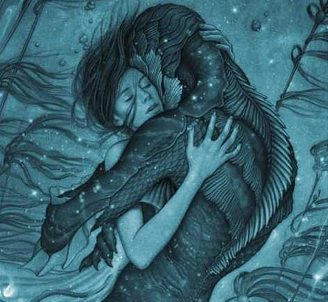 Trailer Of Guillermo Del Toro's 'The Shape Of Water'