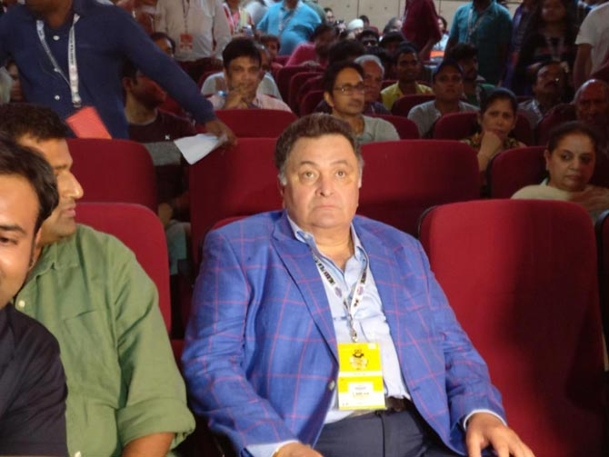 8th Jagran Film Festival kicked off in New Delhi today