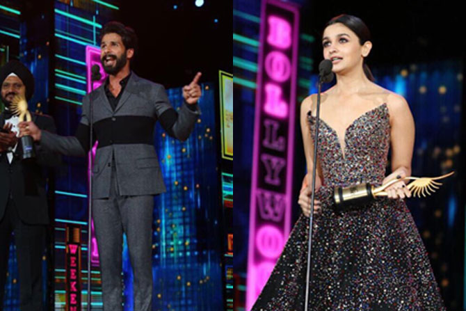 IIFA 2017: Shahid Kapoor, Alia Bhatt win Best Actor awards, here's the complete list of winners