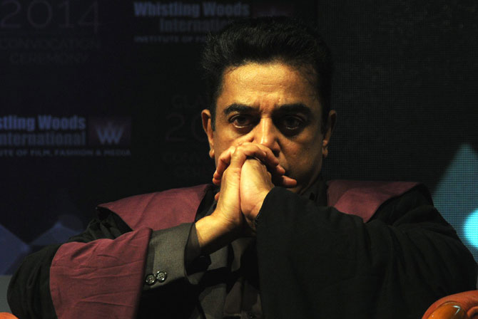 Kamal Haasan threatened for hosting 'Bigg Boss', fringe group demands actor's arrest