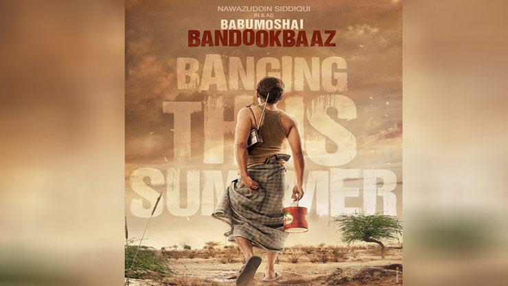 Nawazuddin's Coarse Act, Guns Galore & Wild Romance Sum Up The 'Babumoshai Bandookbaaz' Trailer