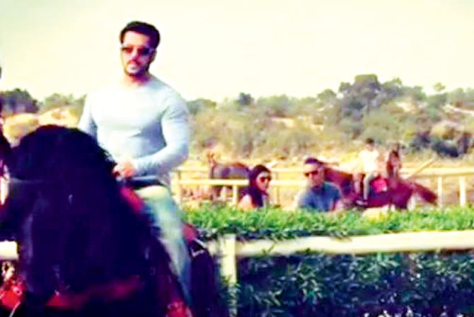 Picture courtesy/Salman Khan Twitter account