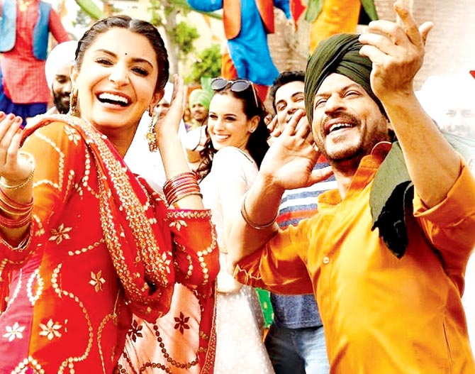 Shah Rukh Khan and Anushka Sharma's 'Jab Harry Met Sejal' trailer to be out today