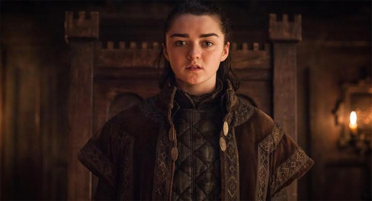 The Pictures From Episode 2 Of Game Of Thrones S7