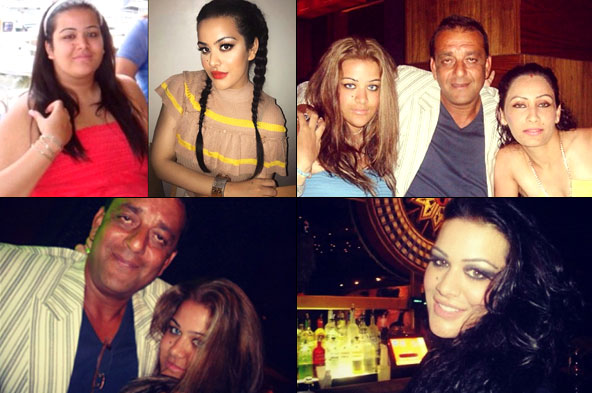 Sanjay Dutt's daughter Trishala looks unrecognisable in these photos