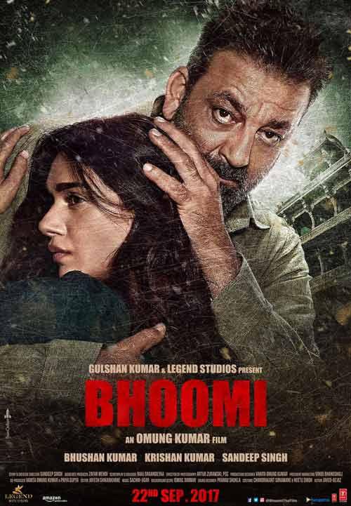 Bhoomi Movie Trailer Starring Sanjay Dutt And Aditi Rao Hydari