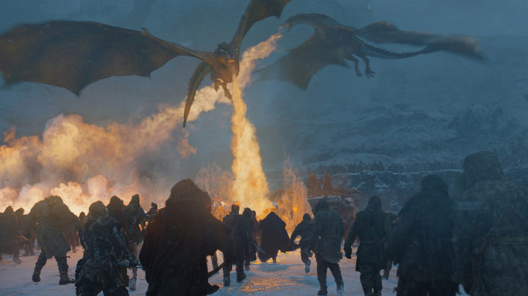 fate of dragons on game of thrones season 7