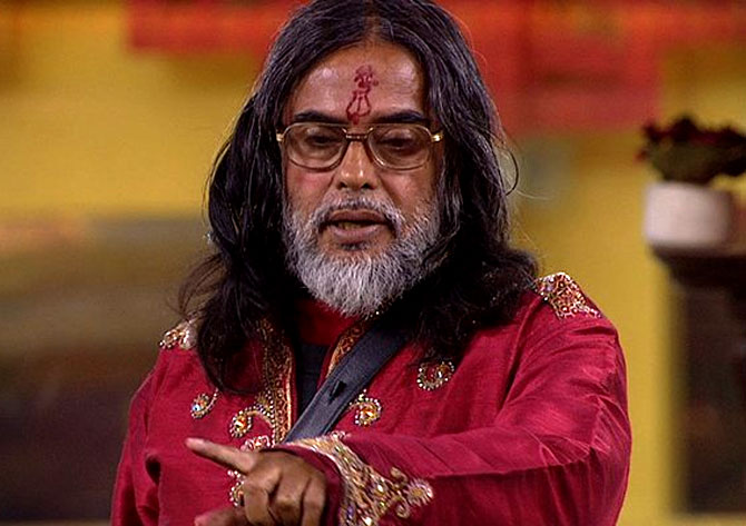 Ex 'Bigg Boss' contestant Om Swami arrested for stealing brother's bicycles