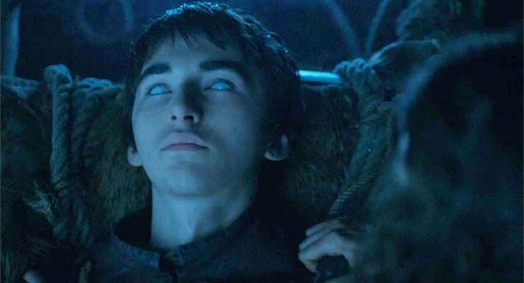Fan Theory Suggests Bran Is Actually The Night King And It's So Legit We're Blown Away