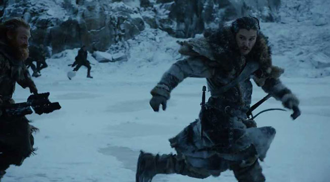 Jon Snow Has Been Travelling At The Speed Of Light & We Need To Talk About It
