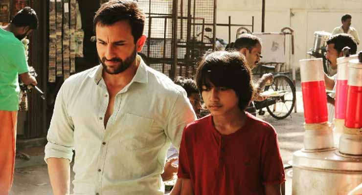 Chef Trailer Starring Saif Ali Khan