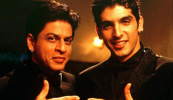 This Popular 'Main Hoon Na' Scene Is Now A Funny Internet Meme