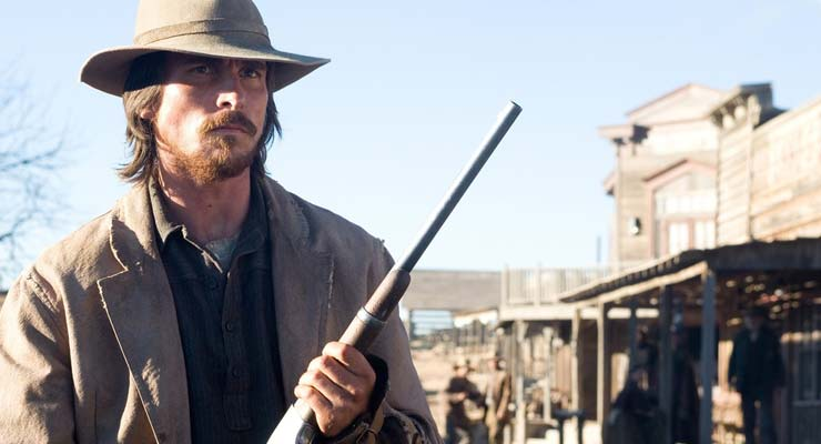 New Christian Bale Movie 'Hostiles' Is Out.