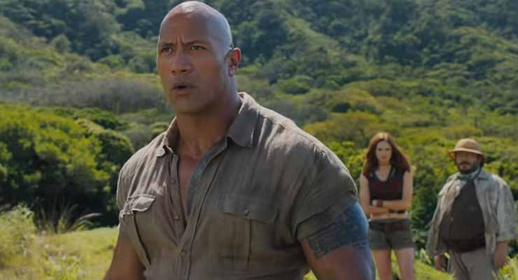 Check Out The Latest Trailer Of 'Jumanji: Welcome To The Jungle'