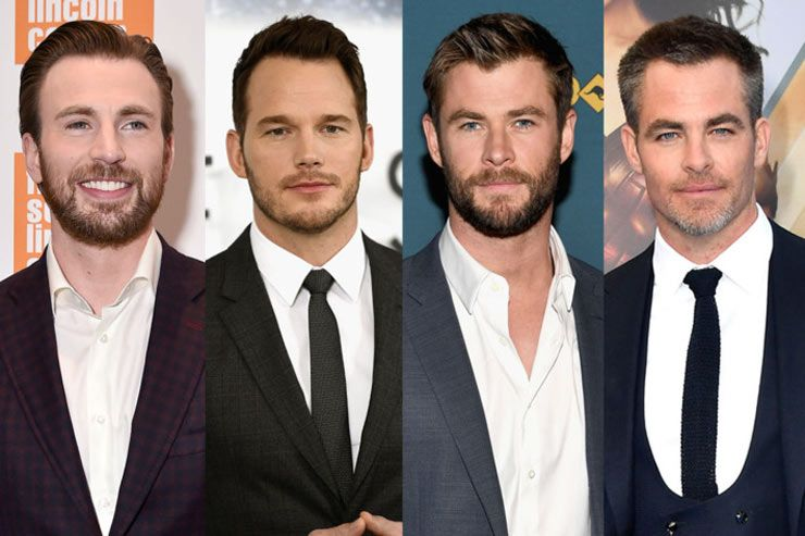 Chris Pratt Took A 'Which Chris Are You' Quiz & Didn't Get Himself