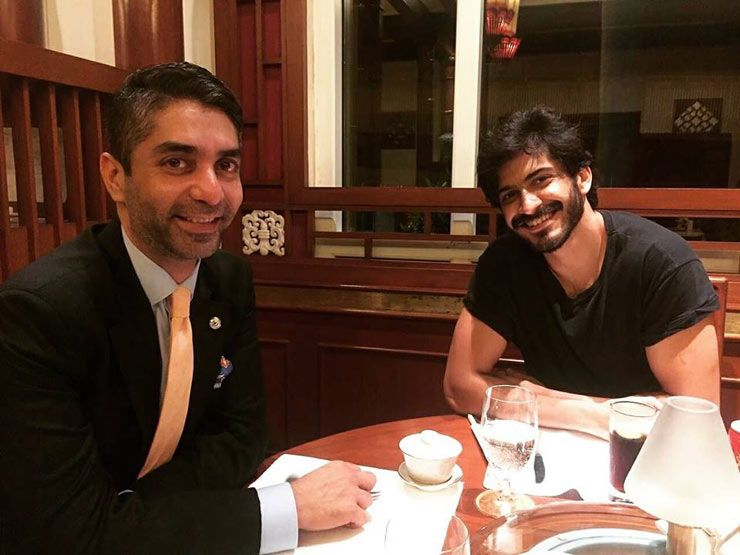 Harshvardhan Kapoor To Play Lead In Abhinav Bindra's Biopic