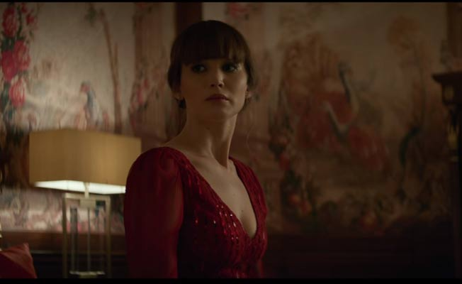 'Red Sparrow' Trailer: Jennifer Lawrence Plays A Cold-Blooded Russian Spy