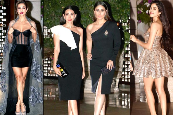 Photos: Malaika Arora, Kareena Kapoor Khan at Isha Ambani's bash