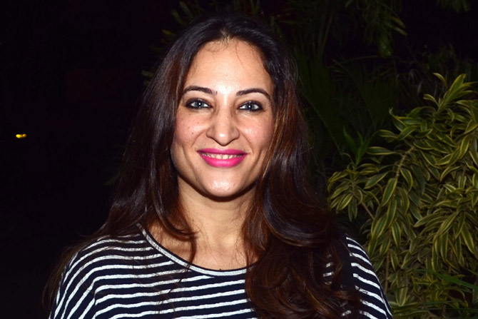 Remember actress Rakshanda Khan? She will be seen in 'Ragini MMS Returns'