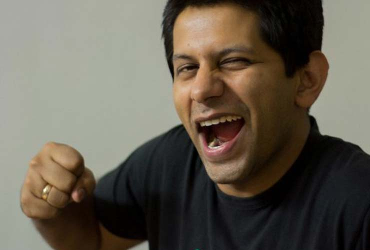 RJ Akash Banerjee Goes On A Funny Rant About The Current NDA Government