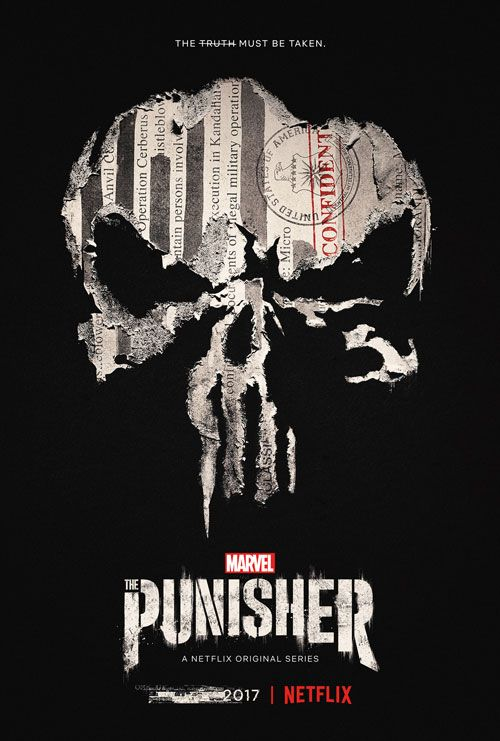 Full trailer of 'The Punisher' and it is pretty violent