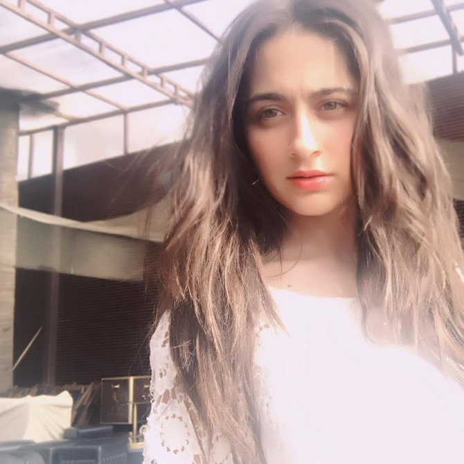 TV actress Sanjeeda Sheikh accused of beating her sister-in-law