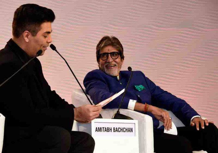 Karan Johar announces trilogy with Amitabh, Ranbir and Alia