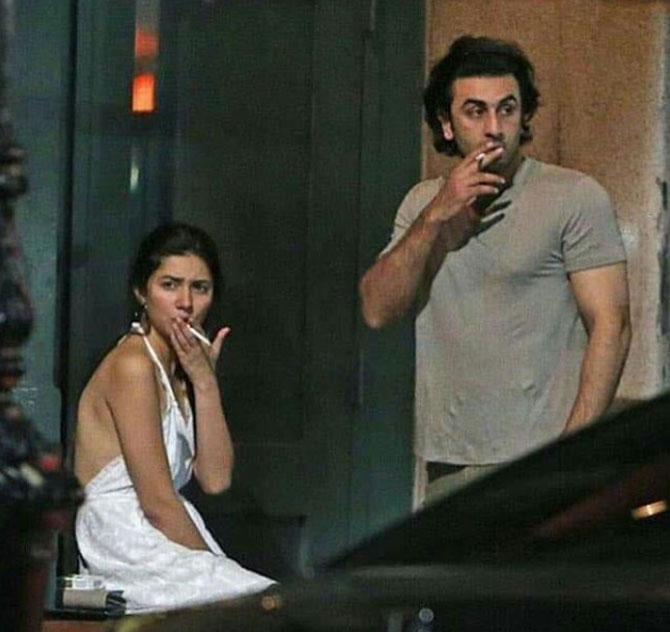 Mahira Khan breaks silence on viral photos with Ranbir Kapoor: It is my personal life