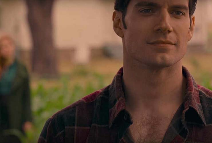 The New 'Justice League' Trailer Teases A Glimpse Of Clark Kent