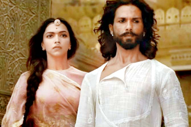 'Padmavati' receives support amidst controversy