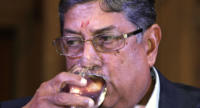 N Srinivasan moves SC seeking modification of orders