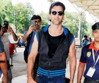 Hrithik Roshan, ex-wife Sussanne Khan and kids spotted at Mumbai airport