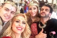 Sofia Hayat gets married! Check out photos from the grand wedding