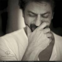 This is Shah Rukh Khan's 'post pack-up' picture!