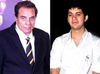 This is what Dharmendra has to say on grandson Karan Deol's Bollywood debut